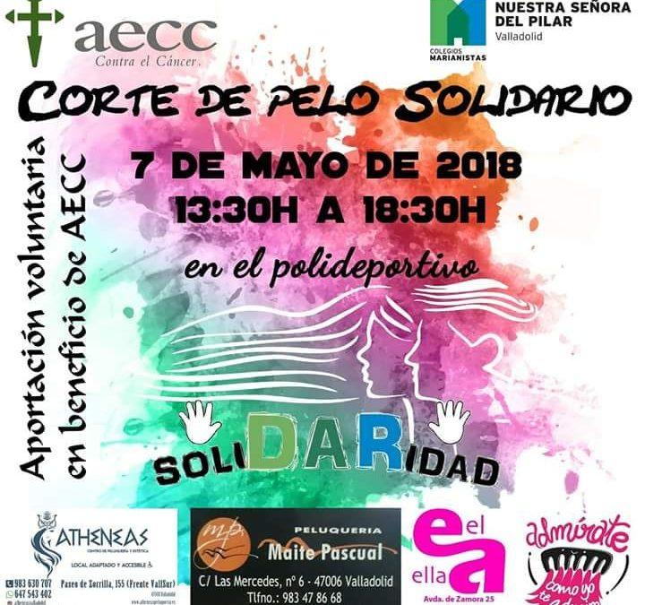 Jornada Corte de pelo solidario 7/5/2018